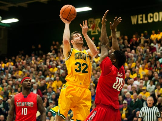 Radford vs. Vermont Men's Basketball 03/23/15