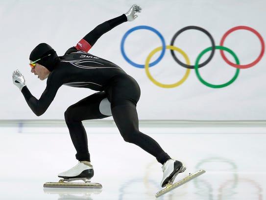 AP Sochi Olympics Americans High Tech Suits