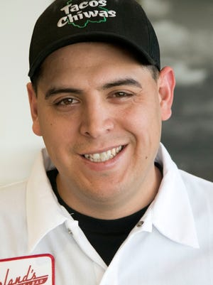 Armando Hernandez, co-owner and chef at Roland's, has come in to manage the food and beverage program at the Graduate Tempe hotel with wife Nadia Holguin and chef Chris Bianco.