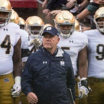 Brian Kelly's new practice routine: 'We were a little soft'