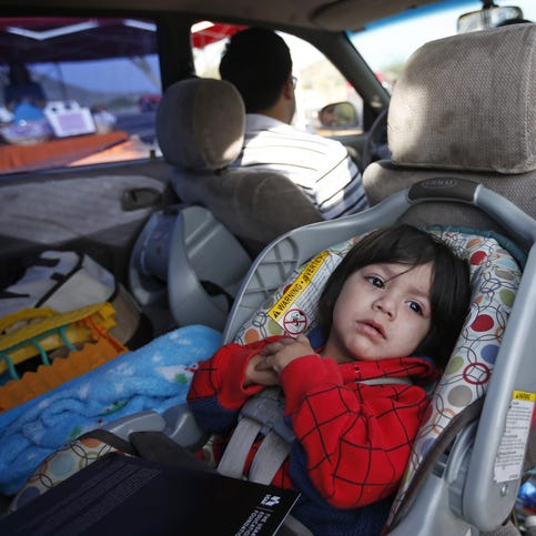 4 out of 5 parents don't install car seats correctly