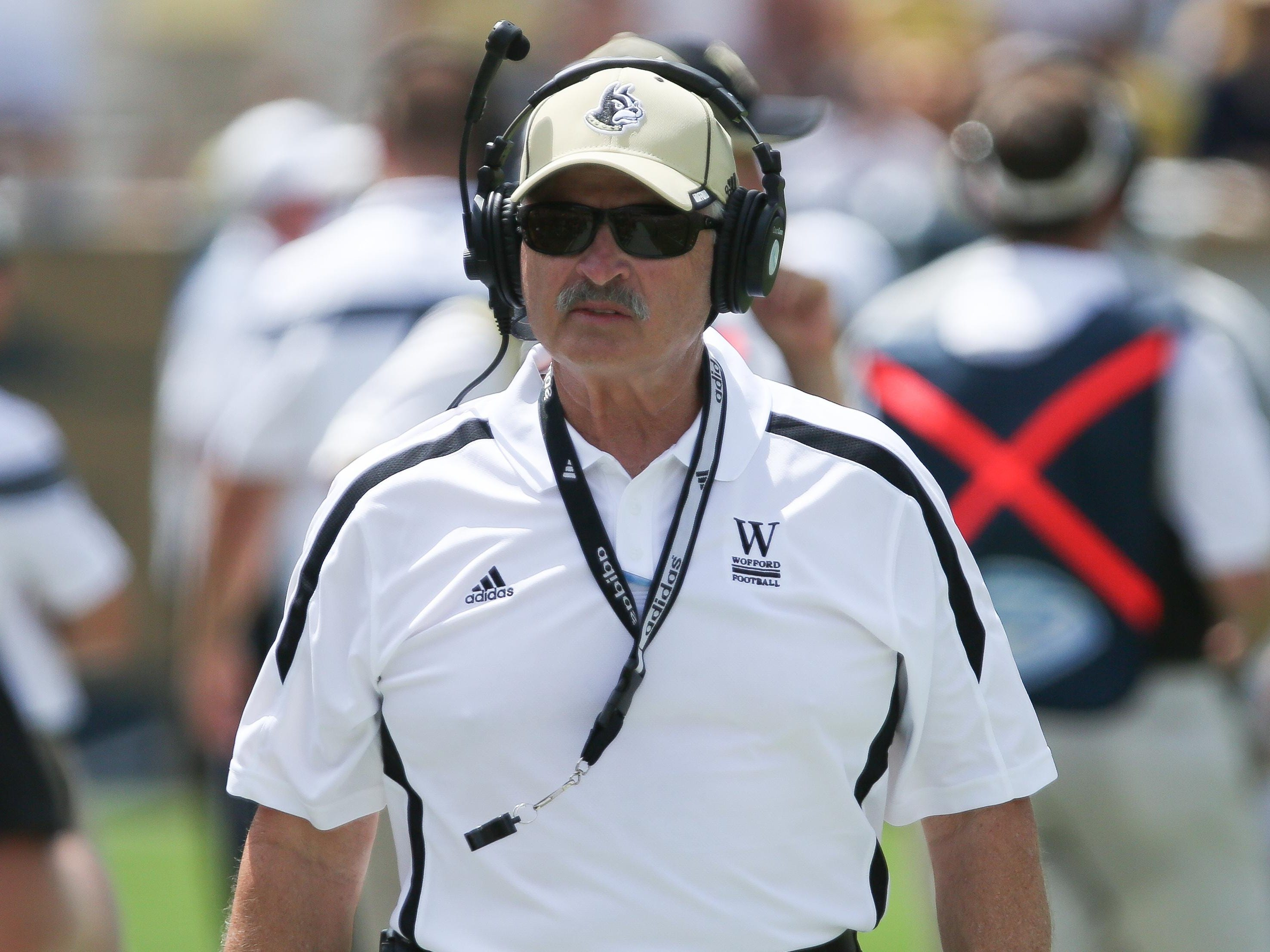Wofford coach Mike Ayers welcomes a program-record 122 players to practice next month.