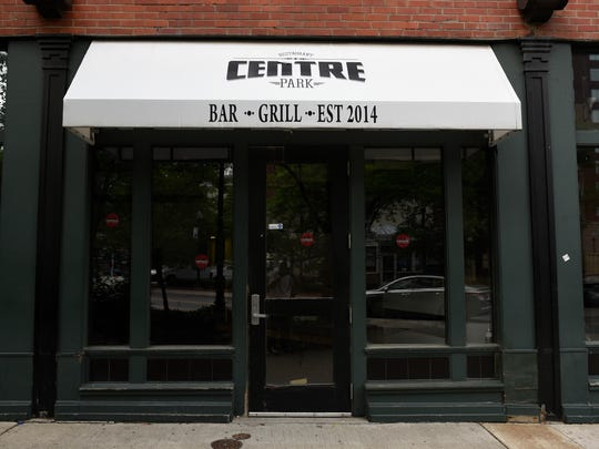 The Centre Park Bar in Harmonie Park closed in April.