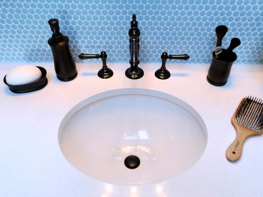 Bathroom Trends Evolve With Tile And Technology