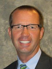 Dayton Independent Schools Superintendent Jay Brewer