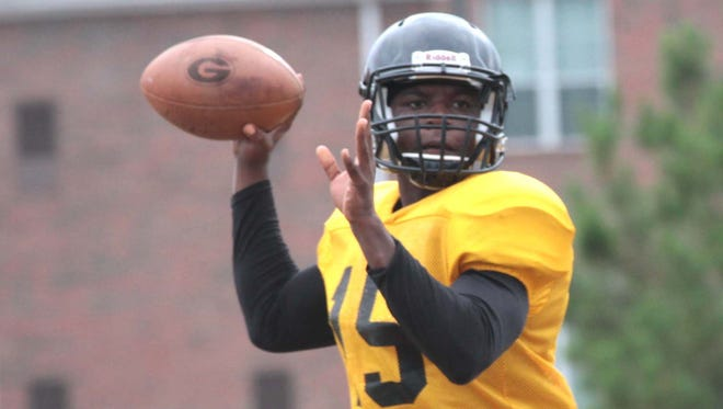 Grambling backup Trevon Cherry is the only quarterback on the roster with playing experience as the Tigers head into 2016.