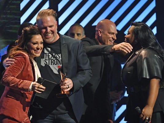 Dove Awards MercyMe