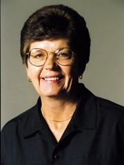 FILE – IHSAA's Patricia Roy in 1993.