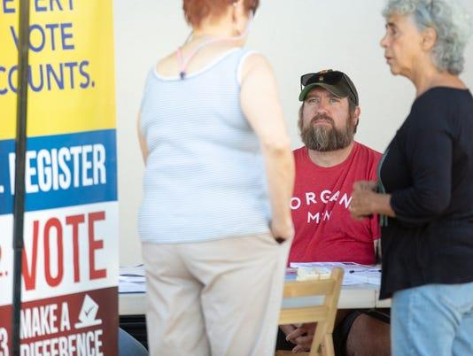 2- 072119 - Farmers Market Voter Registration