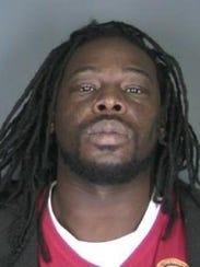 Kevin Scott was arrested on a warrant Saturday in Elmira.