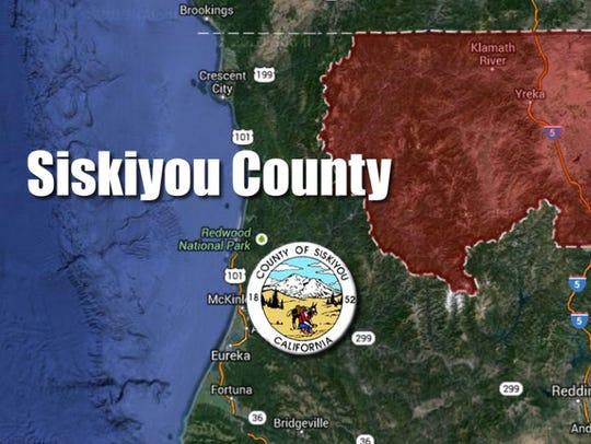 Siskiyou County logo