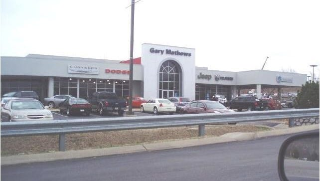 Car dealer Ben Freeland has this property at 5800 Crossings Blvd. under contract.