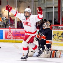 Cornell men's hockey set for weekend doubleheader