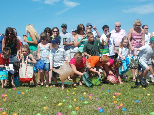 Save the date for the 22nd annual Royal Scoop Easter