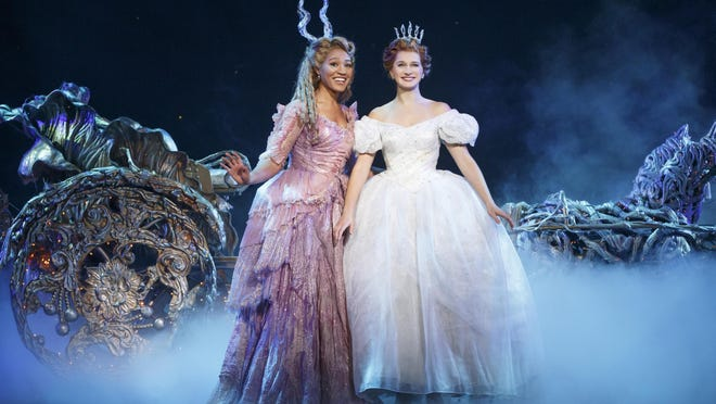 """""""Rodgers and Hammerstein's Cinderella,"""" the 2013 Tony Award-winning Broadway musical, comes to the Saroyan Theatre May 16 and 17."""