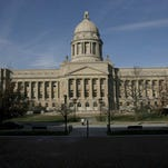 Kentucky State Capitol.
