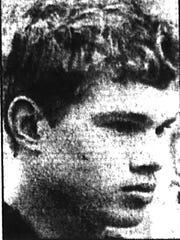 Sixteen-year-old Brian Britton.