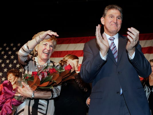 AP MANCHIN 2012 A ELN USA WV