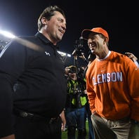 Clemson's Dabo Swinney is paid more than all 50 U.S. governors ... combined.