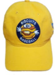 """Members of the """"Golden Biscuits"""" club will receive a golden Biscuits hat on April 9."""