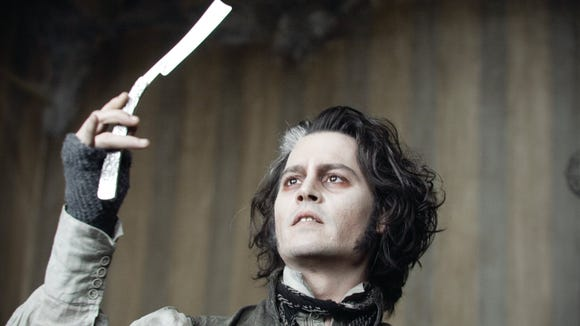 """Eight years after Johnny Depp starred in the film adaptation of """"Sweeney Todd: The Demon Barber of Fleet Street,"""" the Candlelight Theater near Arden takes on the 1979 Stephen Sondheim musical."""