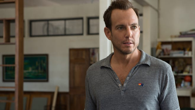 Chip (Will Arnett) is a recovering alcoholic in Netflix's 'Flaked.'