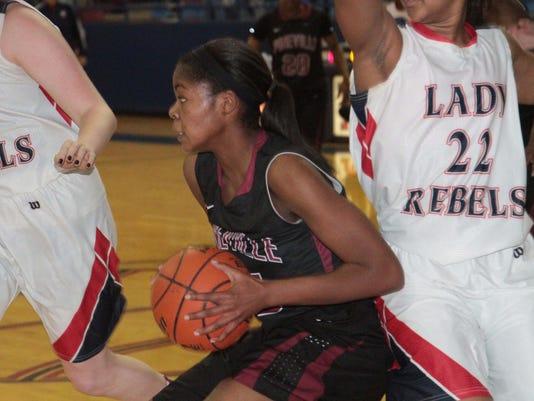 Pineville girls basketball