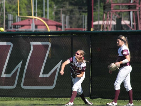 ULM vs. UT-A Softball