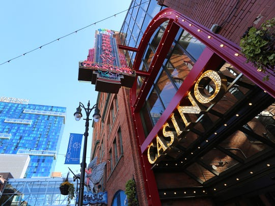 Greektown Casino and Hotel in Detroit was No. 2 on