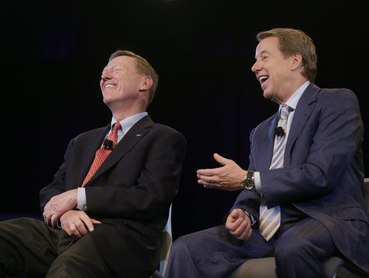 Former Ford CEO Alan Mulally