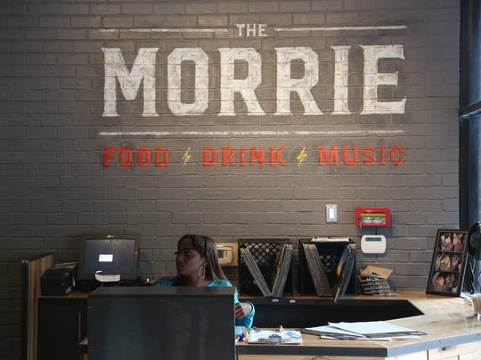 The Morrie, a roadhouse-style restaurant from AFB Hospitality, opened in the former Franklin Fine Wine store space in downtown Royal Oak in September.