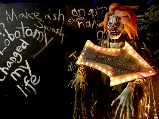 Nightmare Factory: The haunted attraction will be celebrating 30 years of haunting Salem during the month of October.