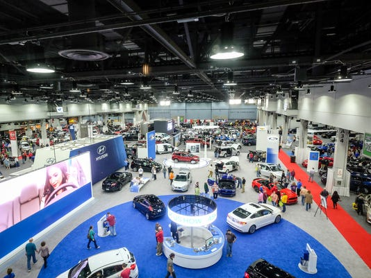 New At The Auto Expo Cars As Hollywood Stars - Car show in cincinnati this weekend
