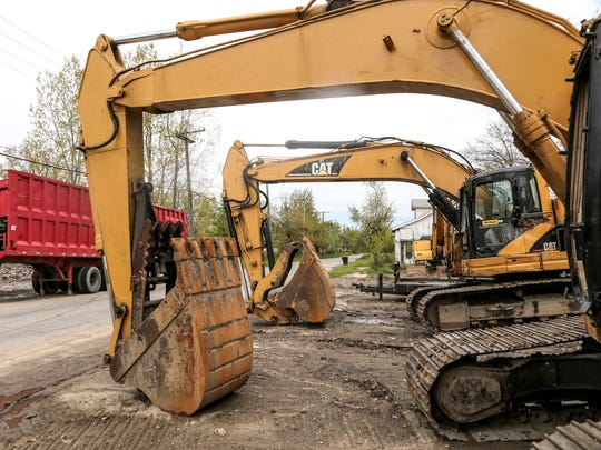 Detroit suspended Brown Environmental Construction from bidding on new contracts.