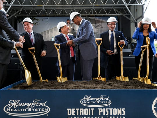 Arn Tellem, Vice Chairman, Palace Sports & Entertainment/Detroit