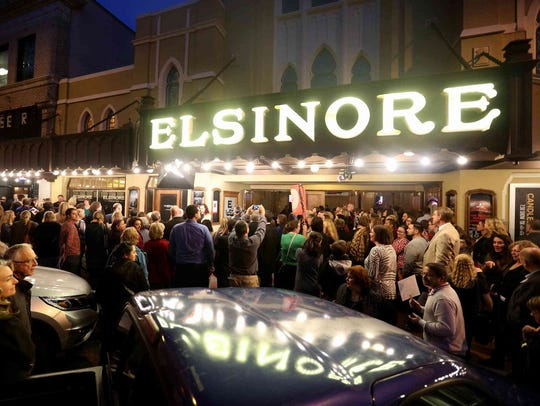 The Elsinore Theatre's 78th Annual Children's Holiday Party is Saturday, Dec. 1.