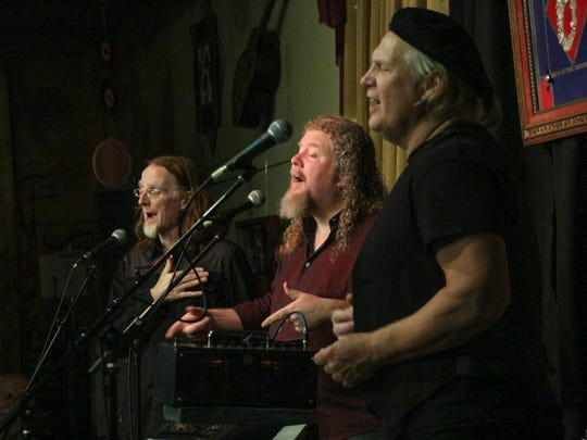 Brother Sun — from left, Pat Wictor, Joe Jencks and