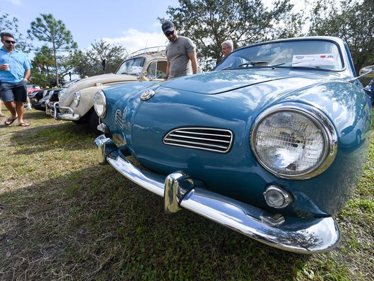 The 12th annual 100 Years of Cars show is Saturday at The Pine School in Hobe Sound.