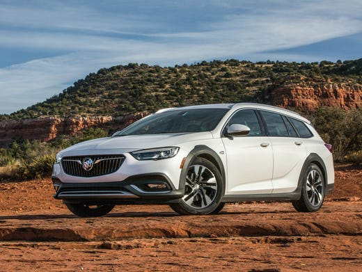 2018 Regal Tourx Review >> Review: 2018 Buick Regal TourX sport wagon delivers room, style value