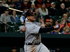Detroit Tigers should hide Miguel Cabrera's glove, make him full-time DH