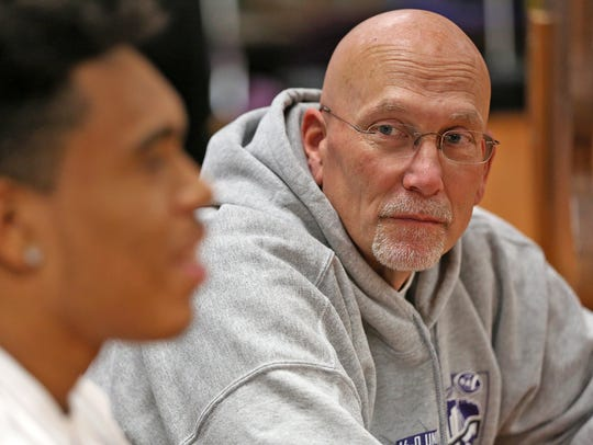 Mike Kirschner left Ben Davis for Mt. Vernon after