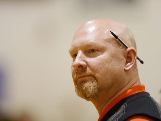 Beech Grove high School's Varsity Boys Basketball Coach
