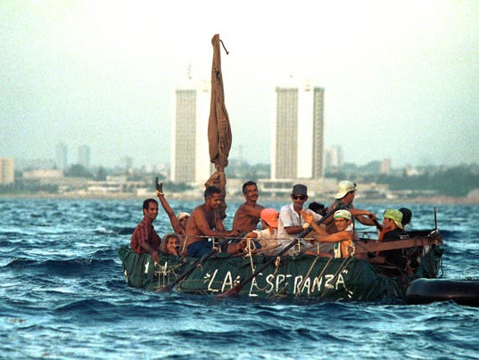 wet foot dry foot The obama administration announced thursday that it is scrapping the so-called  wet foot, dry foot policy granting residency to cubans who.