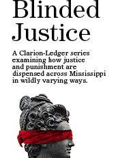 Blinded Justice logo