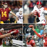 Could one of these QBs be a future Buffalo Bill? Check them out during college bowl season