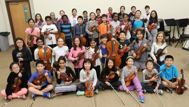 New Jersey Youth Symphony's Bring A Buddy Week is March 4 to 8, a week of open rehearsals at 570 Central Ave. in New Providence