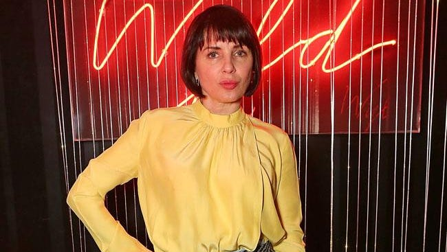 Sadie Frost at Wyld.