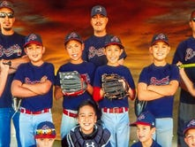 Little League champs