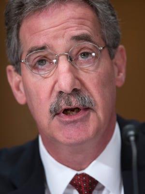 James Cole, U.S. deputy attorney general