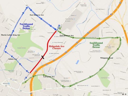 Traffic Detour Plan Ridgedale Avenue.jpg